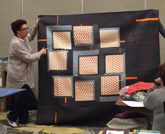 Leslie Tucker Jenison quilt